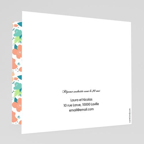 Faire-Part Mariage Personnalisés - Inséparables 47324 preview