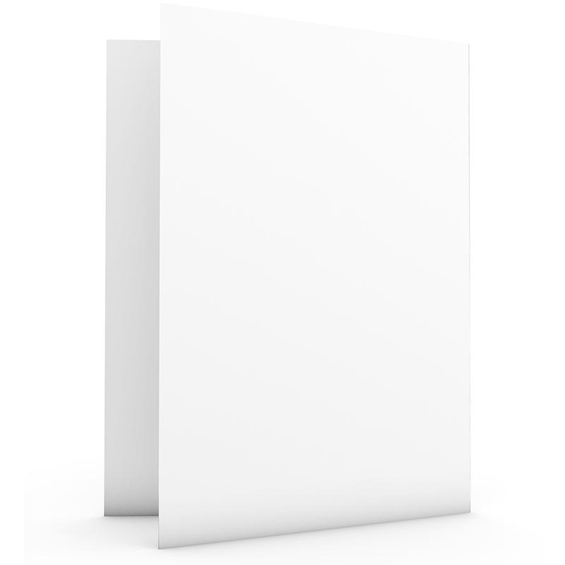 Faire-Part Naissance Vierge rectangle double vertical 10.5 cm x 15 cm à personnaliser gratuit