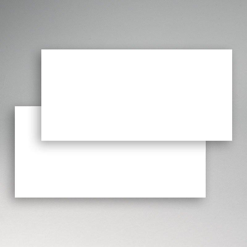 Faire-Part Naissance Vierge rectangle horizontal 21 cm x 10 cm à personnaliser pas cher