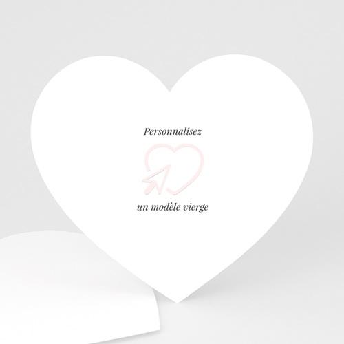 Faire-Part Mariage Personnalisés - Vierge 47611