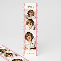 Marque-Page Papillon - 3 photos