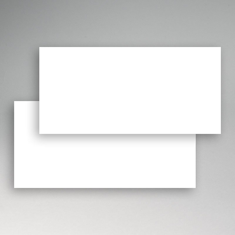 Carte Remerciements Mariage Vierge-panoramique-21x10 pas cher