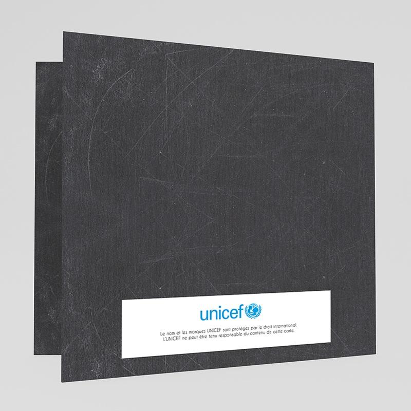 Faire-Part Naissance Fille UNICEF Ambroisie gratuit