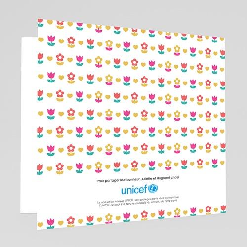 Faire-Part Naissance Fille UNICEF - Poupées Slaves 47797 thumb