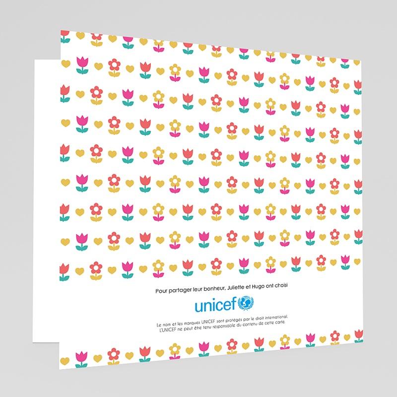 Faire-Part Naissance Fille UNICEF Poupées Slaves gratuit