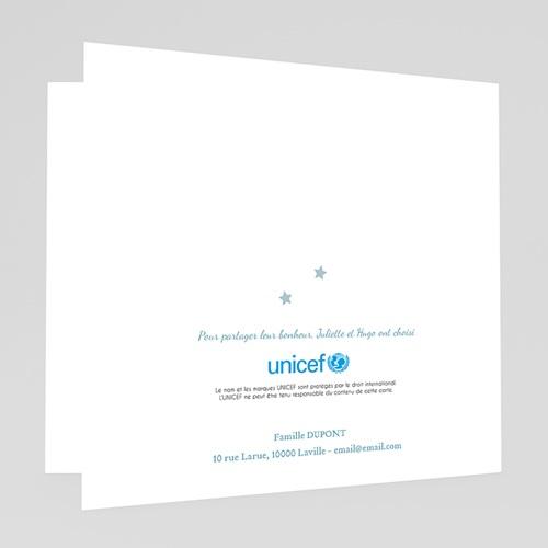 Faire-Part Naissance Garçon UNICEF - Farandole garçons 47818 thumb