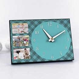 Horloge avec photo - Papa EXTRAordinaire - 0