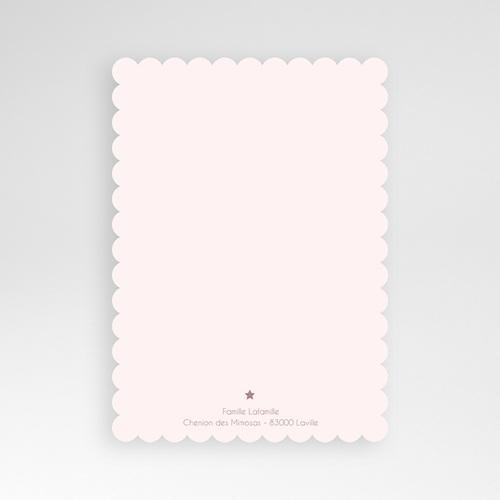 Faire-Part Naissance Fille - Joli Design 47974 preview
