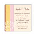 Carte Invitation Mariage - Une belle histoire d'amour 48615 thumb