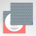 Faire-Part Mariage Pochette carré - Oriental Style 48831 thumb