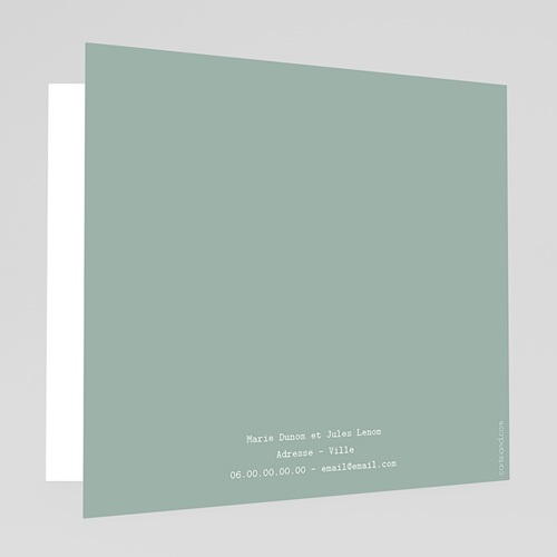 Faire-Part Mariage Personnalisés - Fléchés 49066 preview