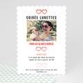 Invitation Anniversaire Adulte - Soirée Lunettes 49275 thumb