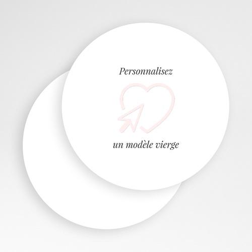 Faire-Part Mariage Personnalisés - Vierge 49422 preview