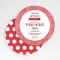 Carte Invitation Anniversaire Adulte Pique-Nique gratuit