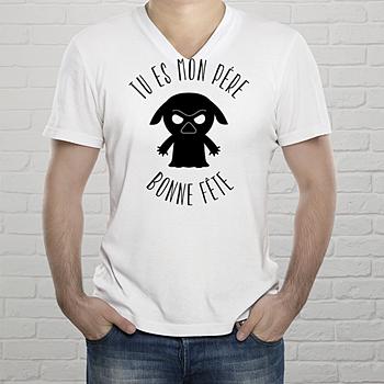 Acheter tee-shirt homme my father