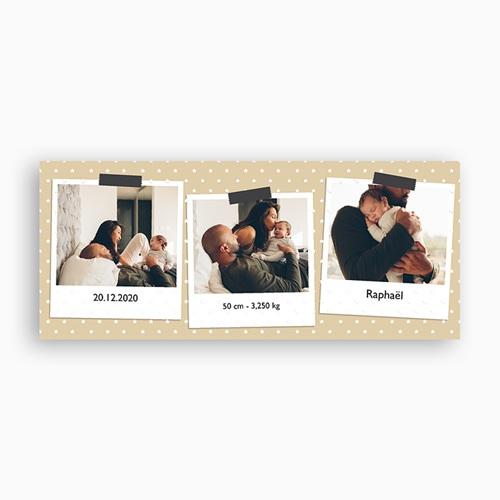Mug Personnalisé Photo Clichés, 3 photos pas cher