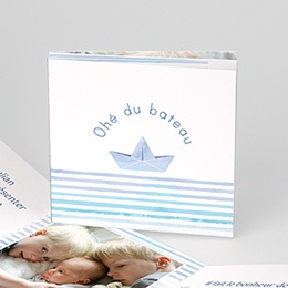 Faire-Part Naissance Garçon - Petit Marin 49880
