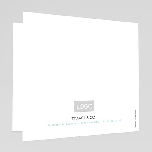 Cartes de Voeux Professionnels - Voyage ! 50011 thumb