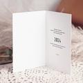 Cartes de Voeux Professionnels - Année Chouette 50064 thumb