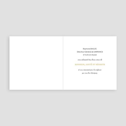 Cartes de Voeux Professionnels - Best Wishes 50164 preview