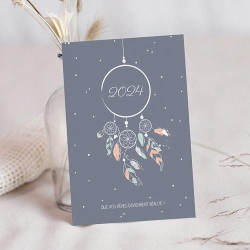 Carte de Voeux 2018 - Rêvez 50181
