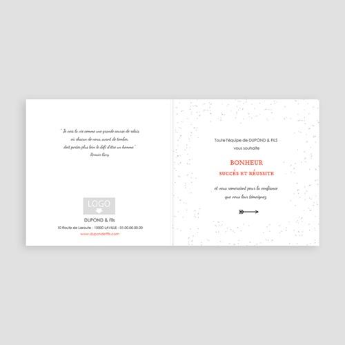 Cartes de Voeux Professionnels - Ça roule 50348 preview
