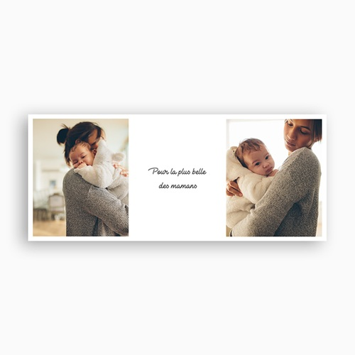 Mug Personnalisé Fête des Mères Cadeau avec photo personnalisé maman pas cher