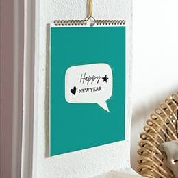 Calendrier - Illustration Fun - 0