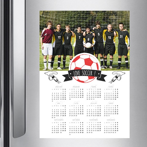 Calendrier Professionnel - Football 50703 preview