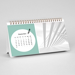 Calendrier Professionnel - Architecte & Co - 0