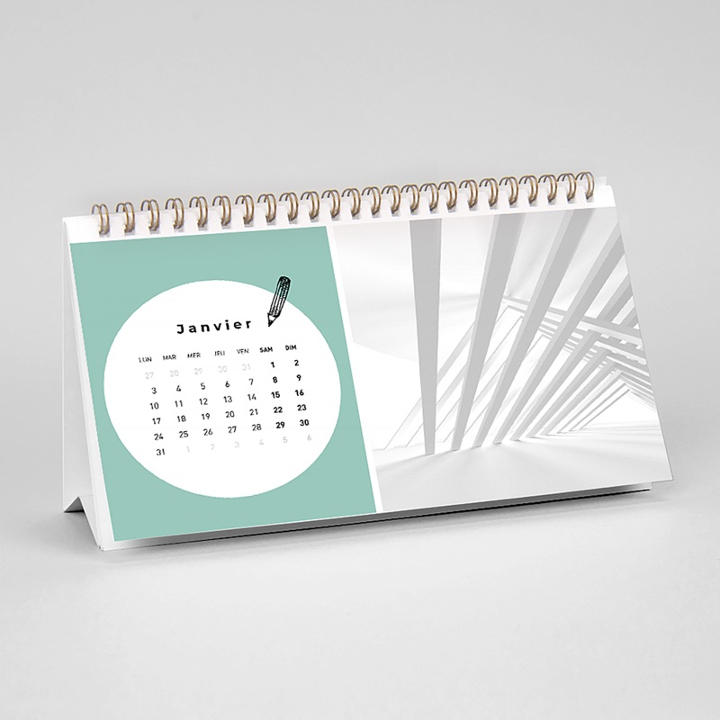 Calendrier Professionnel Architecte & Co
