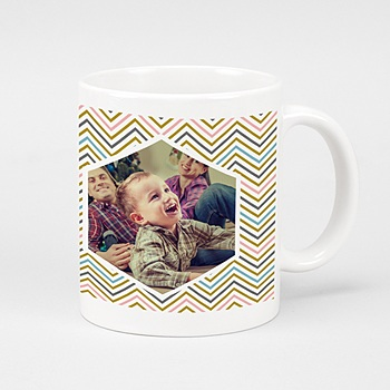 Achat mug chevrons cerf
