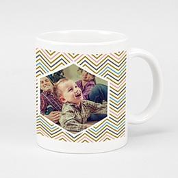 Mug Cadeaux Chevrons Cerf