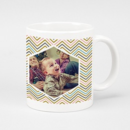 Mug Chevrons Cerf