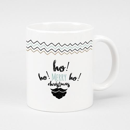 Mug Personnalisé - Ho Ho Ho ! 51134