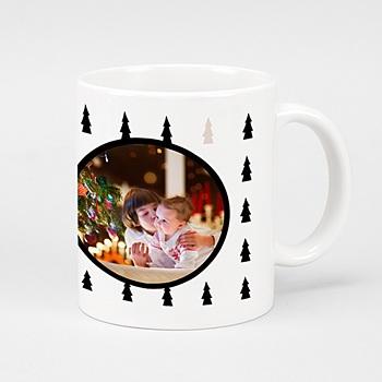 Mug Forêt Noire personnalisé