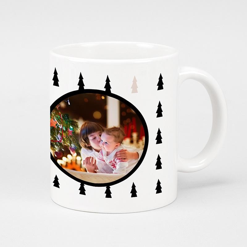 Mug Personnalisé Photo Forêt Noire