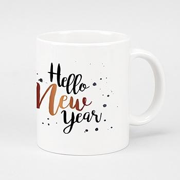 Mug Festif personnalisé