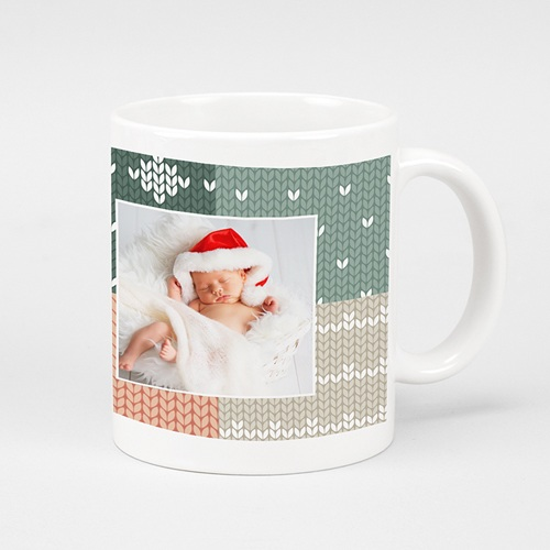 Mug Personnalisé Photo Lainage