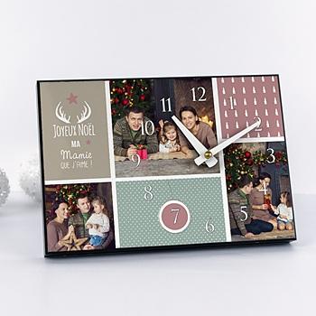 Horloge avec photo - Photos Famille - 0