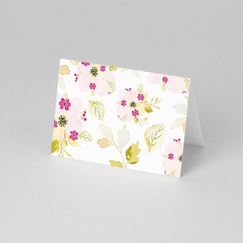 Marque Place Mariage - Romance Watercolor 51379 preview