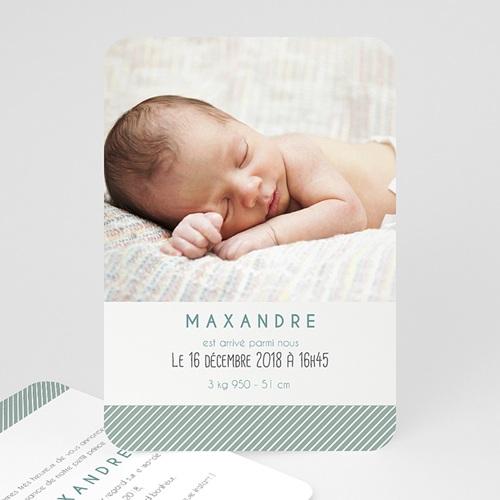 Faire-Part Naissance Fille - Tendre Môme 51473 thumb