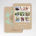 Carte Bonne Année Multi-polaroïd gratuit