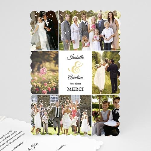 Tous les Remerciements Mariage - De Bon Ton 51539