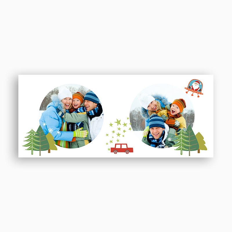 Mug Personnalisé -  Noel en couleurs 51598 thumb