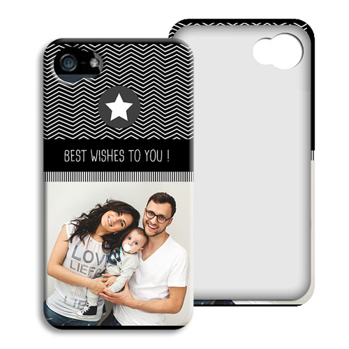 Coque iPhone 4/4S - Trendy Star 51659