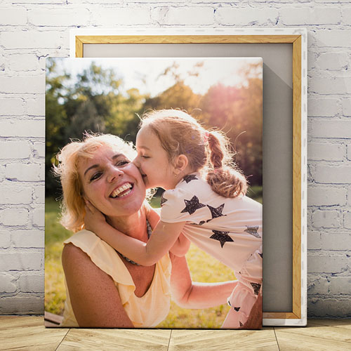 Toiles photos - Portrait de famille 51684