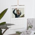 Calendrier Mural 2020 Jours personnalisés - A4 pas cher