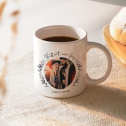 Mug Personnalisé - Notre histoire - 0