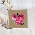 Carte Invitation Mariage - Love story 51806 thumb